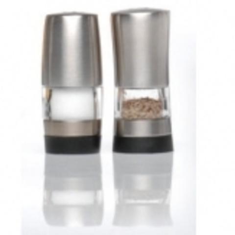 Набор для соли и перца 6 x 2,5 cm Geminis 1108803