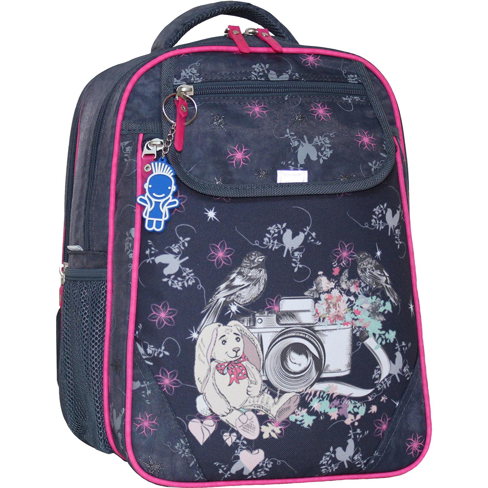 Школьные рюкзаки Рюкзак школьный Bagland Отличник 20 л. серый 210к (0058070) IMG_5741_210К_.JPG
