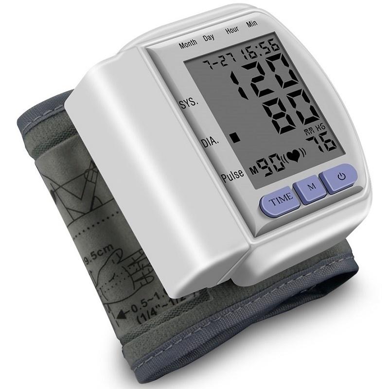 Товары на Маркете Тонометр на запястье Blood Pressure Monitor CK-102s BLOOD_PRESSURE_MONITOR_CK-102S.jpg