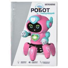 ИГРОЛЕНД Игрушка Интерактивная-Робот
