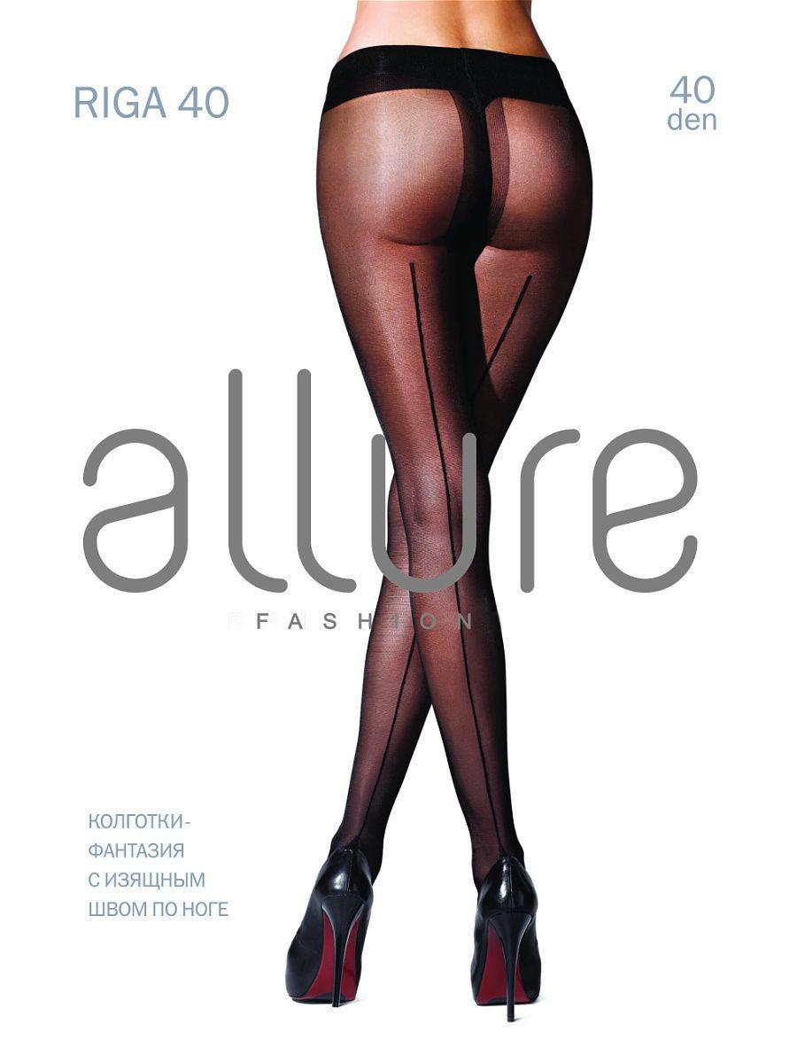 Allure RIGA 40 колготки женские со швом