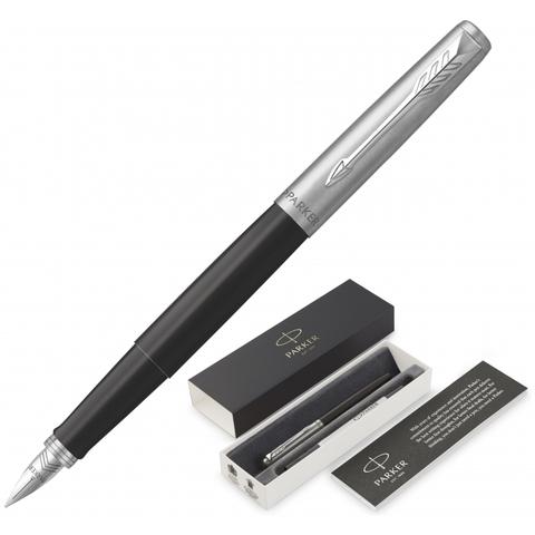 Перьевая ручка Parker Jotter Black CT F123