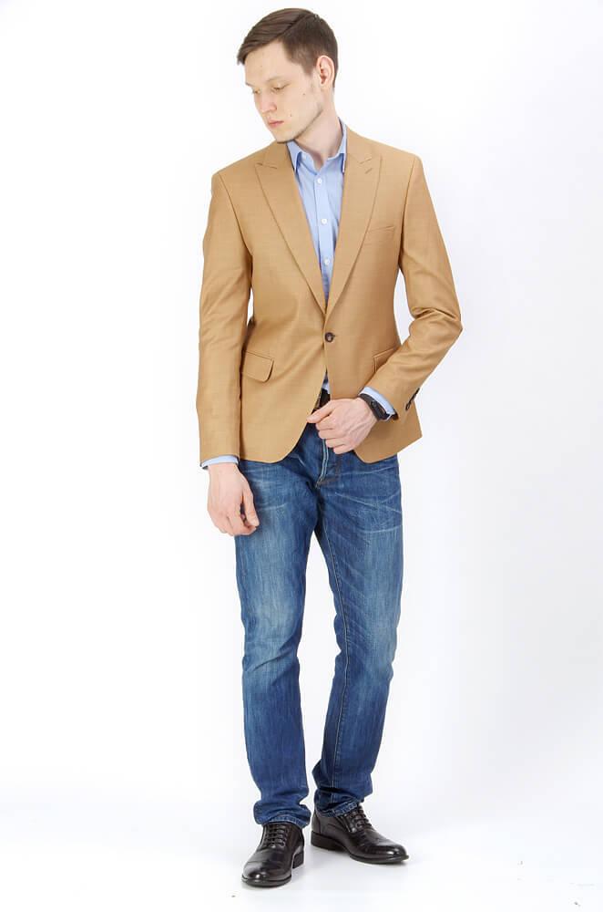 Пиджаки Slim fit PAUL MANTOVA / Пиджак slim fit IMGP9433.jpg