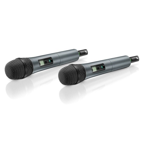 Двойные комплекты Sennheiser XSW 1-825 Dual