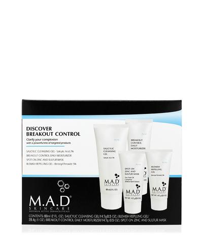 Набор дорожный препаратов для жирной комбинированной и кожи с АКНЕ Acne Discovery Kit