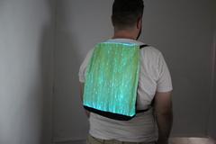 Светящаяся сумка-рюкзак