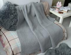Одеяло GOCHU Sancho 150*200 серый