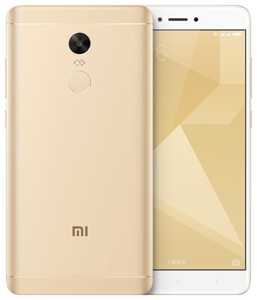 Xiaomi Redmi Note 4X 3/32gb Gold gold1.png