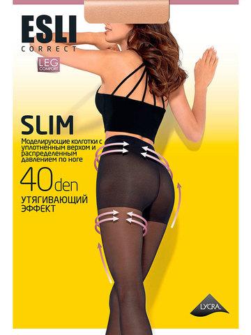 Колготки Slim 40 Esli