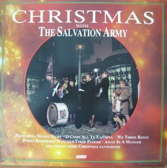 Виниловая пластинка. Salvation Army