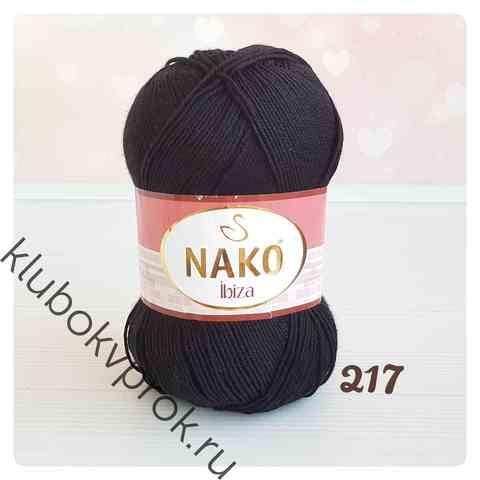 NAKO IBIZA 217, Черный