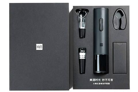 Набор аксессуаров Xiaomi Huo Hou Electric Wine Bottle Opener Basic 4 шт. (HU0047)