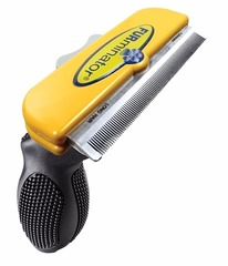 FURminator для собак крупных короткошерстных пород Short Hair Large Dog 10 см