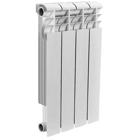 Радиатор биметаллический секционный ROMMER Profi Bm 350 - 4 секции