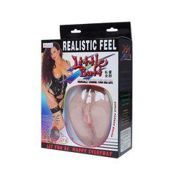 Мастурбатор-вагина с выносным пультом
