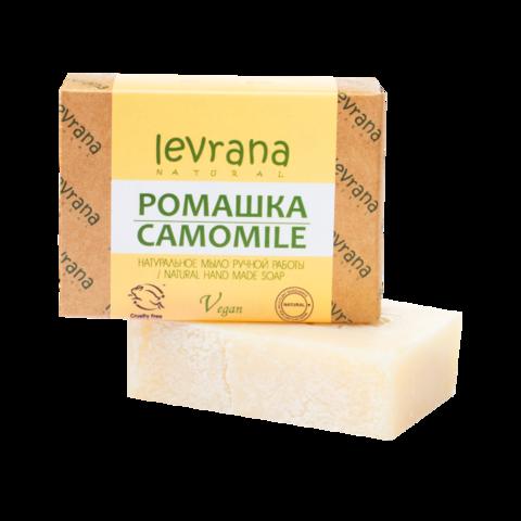 Levrana Натуральное мыло ручной работы Ромашка, 100гр