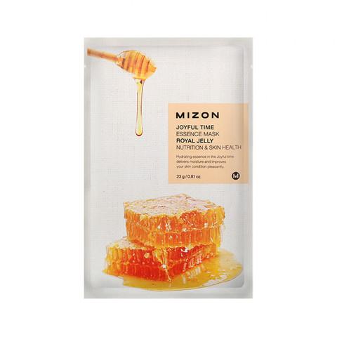 Mizon Маска тканевая для лица с маточным молочком Joyful Time Essence Mask 1 шт.