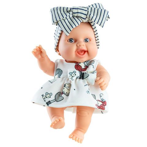 ПРЕДЗАКАЗ! Кукла-пупс Берта, 22 см, Паола Рейна