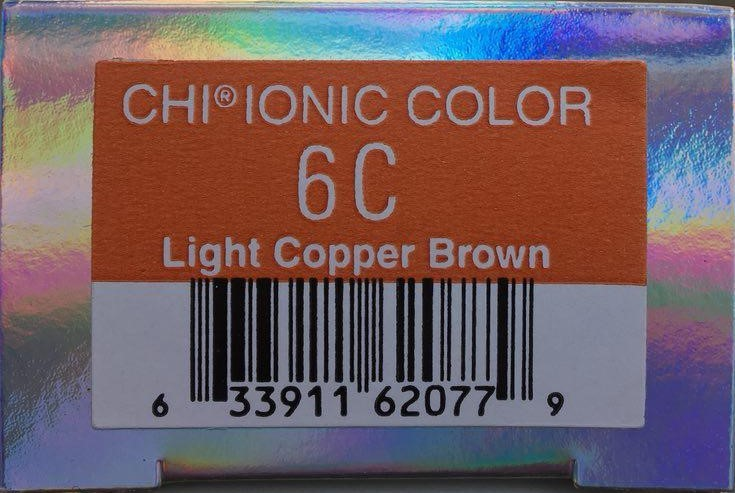 Крем-краска CHI Ионик 6 C  85 гр