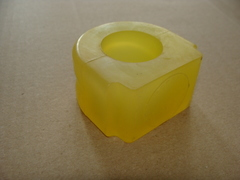 Подушка стабилизатора Д30 (под стремянку полиуретан)