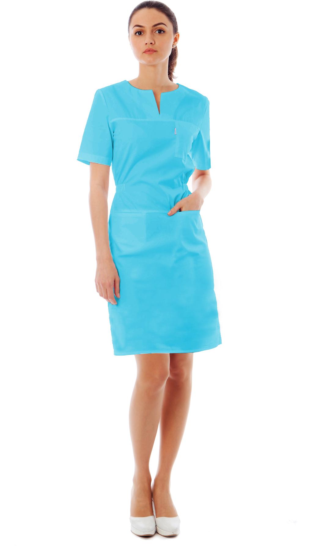 Халат женский медицинский М 165