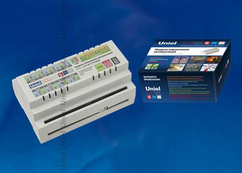 UCH-M121UX/0808 Модуль управления автоматикой, USB порт, 8 входов/ 8 выходов