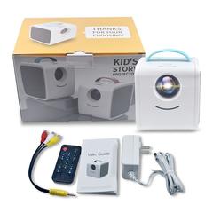 проектор кубик детский