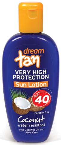 Солнцезащитный крем для тела SPF 40 Dream Tan 150 мл