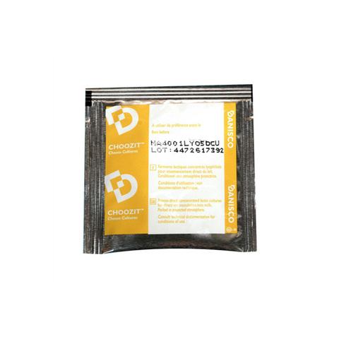 Danisco CHOOZIT MA 4001, 5 DCU, мезо-термофильная закваска (на 100 л)