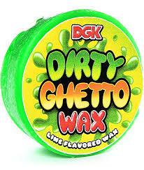 Парафин для скейта DGK Dirty Ghetto Wax (Green)