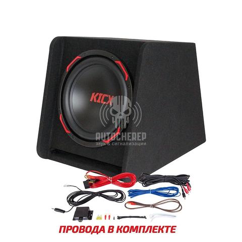 Сабвуфер Kicx GT305BPA