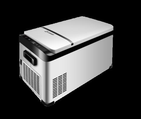 Компрессорный автохолодильник Libhof K-26 (12V/24V, 110V/220V опционально, 23л)
