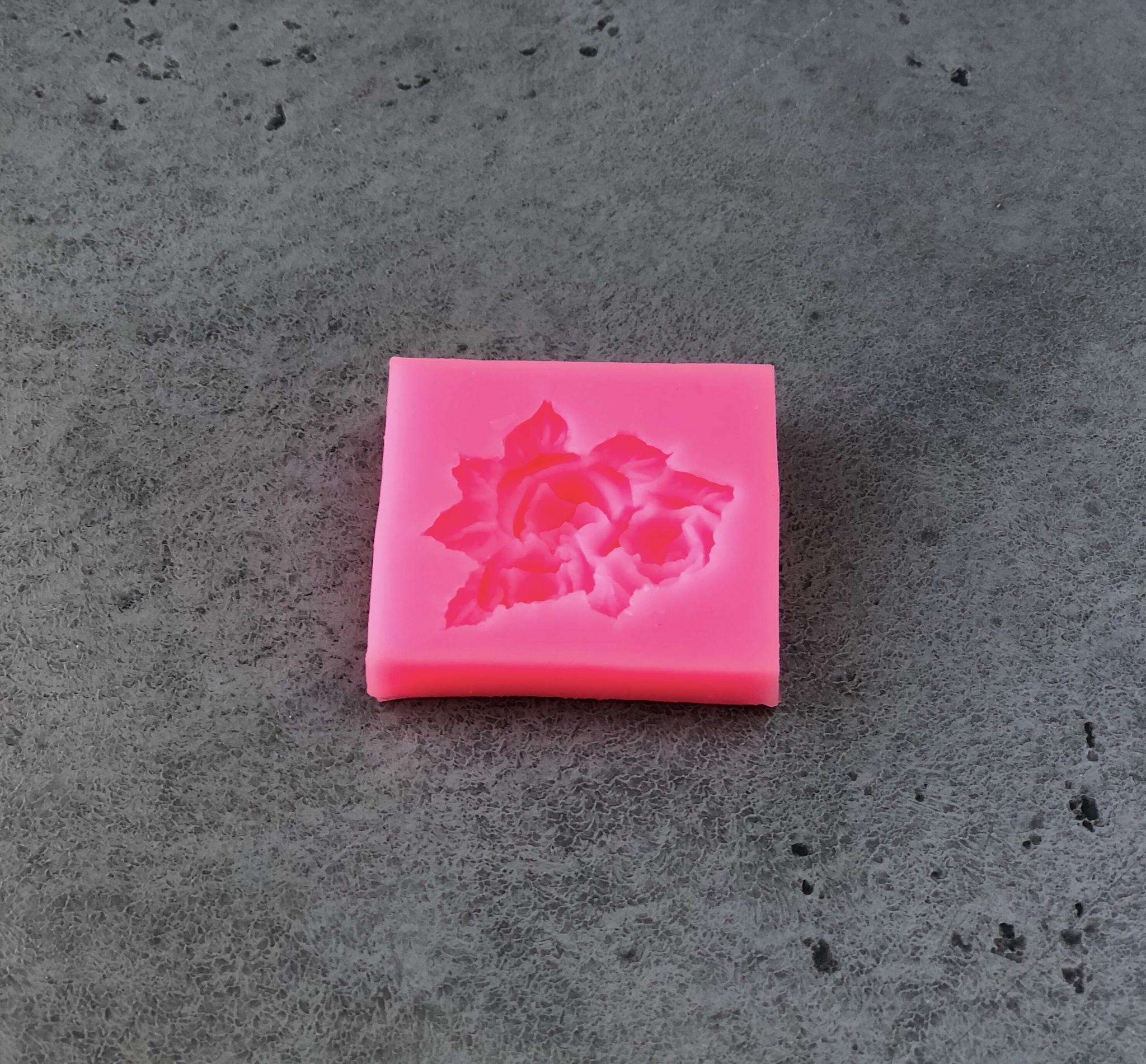 Силиконовая форма «Букет роз», 5,5×5 см
