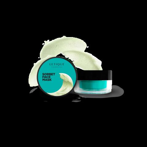 Letique Маска-лифтинг для лица и век Sorbet Face Mask 50 мл.
