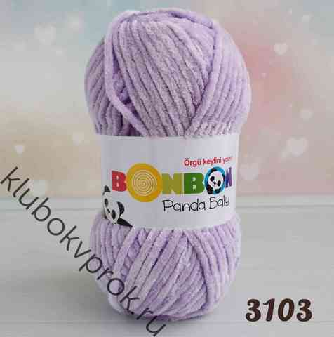 BONBON PANDA BABY 3103,