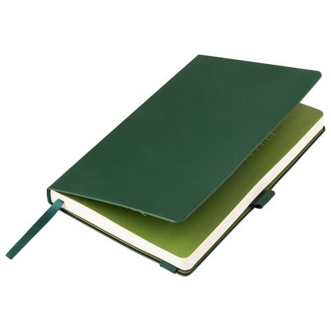 Ежедневник недатированный - Portobello Alpha, зеленый А5