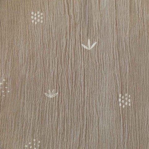 Ткань Bambula Print S/S — CACTUS STONE