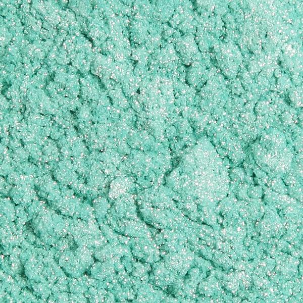 Перламутр для мыла Нежная зелень