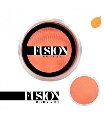 Аквагрим Fusion перламутровый сочный оранжевый 25 гр