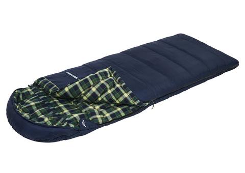Спальный мешок TREK PLANET Chelsea XL Comfort, с левой молнией