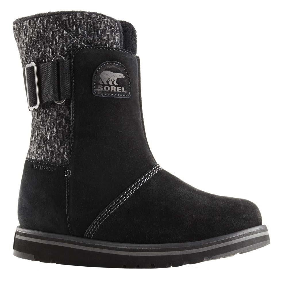 Ботинки жен SOREL RYLEE BLACK  (FW18)