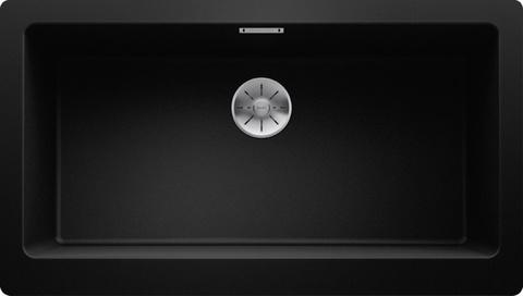 Кухонная мойка Blanco Vintera XL 9-UF, черный