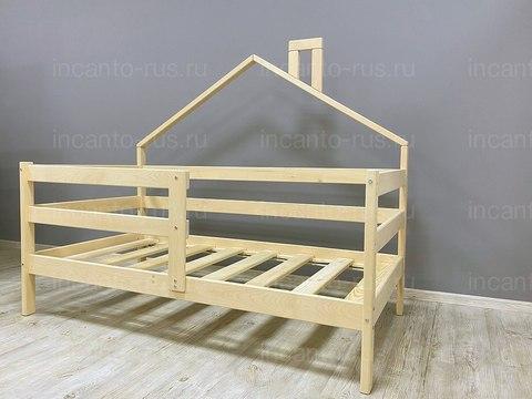 Подростковая кровать Софа SCANDI , цвет натуральный