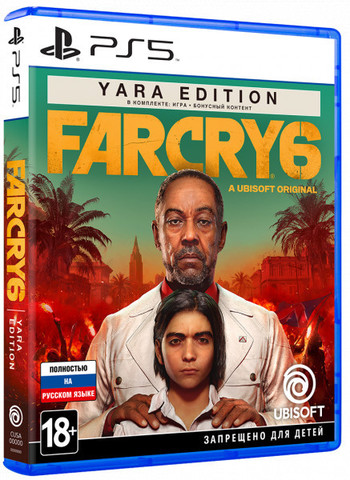 Far Cry 6. Yara Edition (PS5, русская версия)