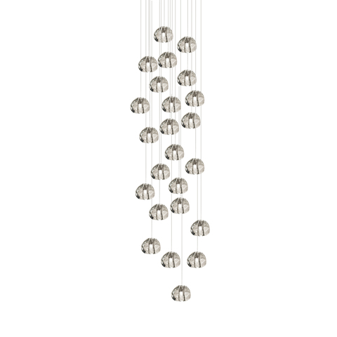 Подвесной светильник копия  Mizu by Terzani (26 подвесов)