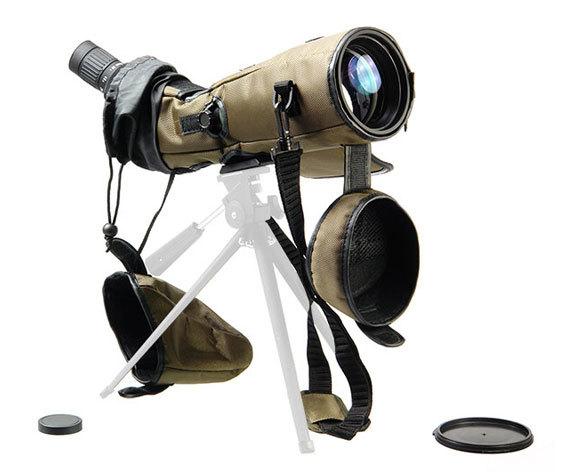 Зрительная труба Snipe 20-60x80 в чехле на штативе
