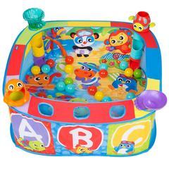 Playgro Активный центр-манеж с шариками