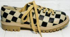 Стильные женские туфли Goby TMK6506