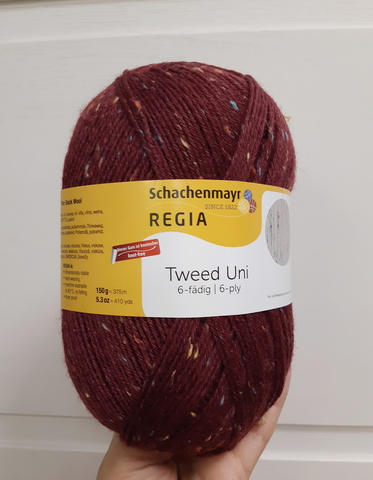 Носочная пряжа Regia Tweed Classic купить