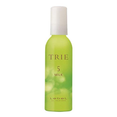 Lebel Trie Milk 5 - Молочко для волос средней фиксации